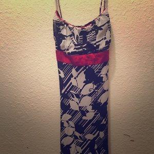 Studio y floral print dress